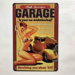 Full service garage