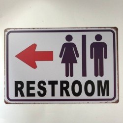 Restroom G