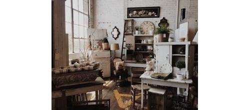 Plaques métal vintage décoration Maison