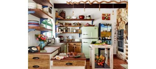 Plaque métal décoration vintage kitchen